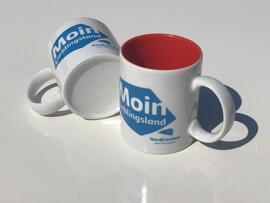 Kaffee- & Teebecher Moin Lieblingsland
