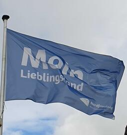 Flaggen & Windsäcke Moin Lieblingsland