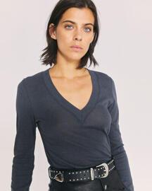 V-Neck-T-Shirts IRO