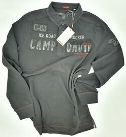 Langarm-Poloshirts Camp David