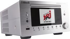 Stereoverstärker Block