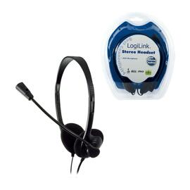 Kopfhörer & Headsets LogiLink