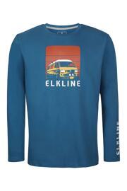 Rundhals-T-Shirts Elkline