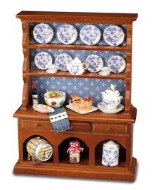 Puppenhaus-Zubehör Reutter Porzellan Miniaturen