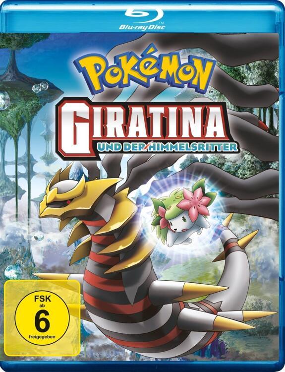 Pokémon 11 Giratina Und Der Himmelsritter