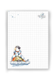 Weihnachten Notizbücher & Notizblöcke kunstundkegel