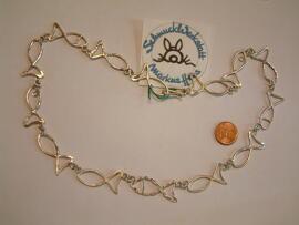 Handmade Geschenke & Anlässe Kunst & Unterhaltung Halsketten Unikat, handgefertigt, in verschiedenen Grössen und Motiven möglich