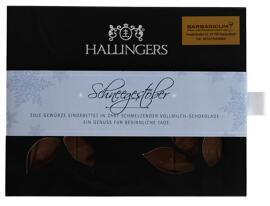 Schokolade Weihnachten Hallingers Genuss Manufaktur GmbH