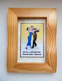 Valentinstag Weihnachten Gemälde & Bilder Tanzpaarmotivbilder