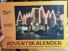 Adventskalender HGV Bredstedt