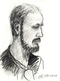 Hobby & Kunst Zeichnungen Bilder von Sebastian Trommer