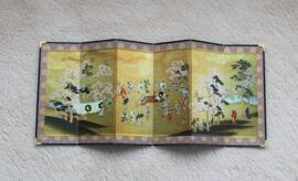 Blattwender Japanisches Kunsthandwerk