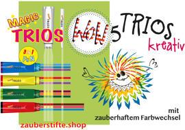 Kunst- & Bastelfarben TRIO