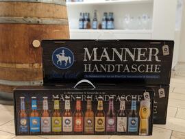 Gefüllte Körbe Bier Geschenksets Geburtstag Lokales Fürst Carl Schlossbrauerei Ellingen