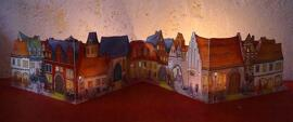 Illustration Papierkunst und Buchgestaltung Geburtstag Weihnachten Anti-Stress Handmade Halle (Saale) regionale Produkte Kerzen & Lichter