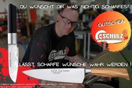 Gutscheine Schleiferei Schulz