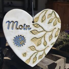 Dekoration Keramik
