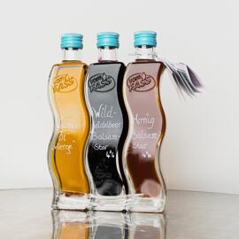 Delikatessen Präsentkörbe Essig Speiseöle Geschenksets vomFASS