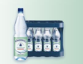 Mineralwasser Medium Getränke & Co. 01799013338 Liefertermin Absprache