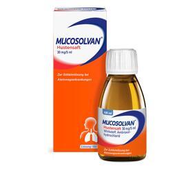 Gesundheit & Schönheit Mucosolvan