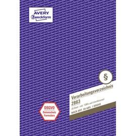 Geschäftsformulare & -belege Avery Zweckform