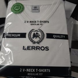 V-Neck-T-Shirts Lerros