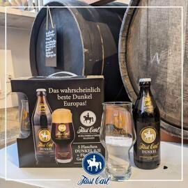 Bier Geburtstag Gefüllte Körbe Geschenksets Fürst Carl Schlossbrauerei Ellingen