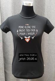 Rundhals-T-Shirts Blutsgeschwister