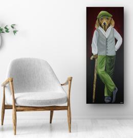Monheim am Rhein Handmade Hobby & Kunst Sammlerstücke Dekoration Gemälde & Bilder Wohnaccessoires UllrichArt