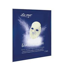 Komprimierte Gesichtsmasken La mer