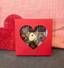Valentinstag Süßigkeiten & Snacks Lanwehr