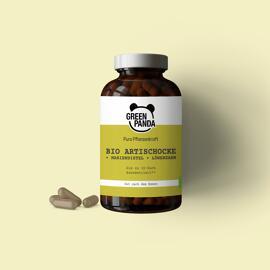 Gesundheit & Schönheit Green Panda