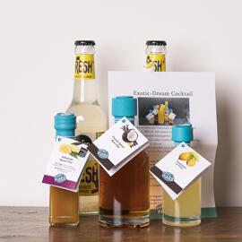 Getränke & Co. Cocktail-Premix Liköre & Spirituosen vomFASS