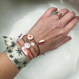 Armbänder Sorbet Island
