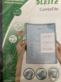 Präsentationsbedarf Büroarbeitsmittel Ablage & Organisation Leitz