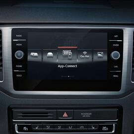 Kfz-Elektroniksysteme Freisprechanlagen VW