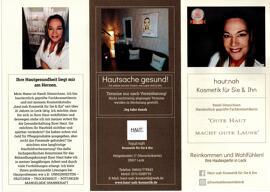 Massage & Entspannung haut:nah Kosmetik für Sie & Ihn in Leck