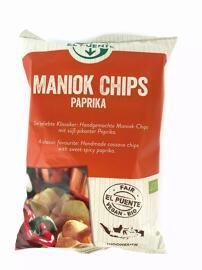 Chips Fairtrade El Puente