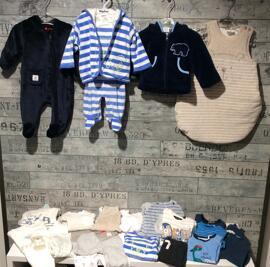 Baby- & Kleinkindbekleidung