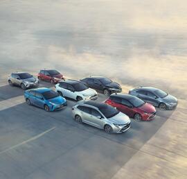 Kraftfahrzeuge Toyota / Lexus