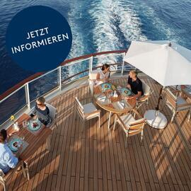 Kreuzfahrt Hapag-Lloyd Cruises