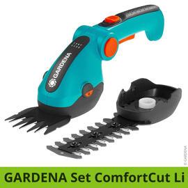 Gartenmaschinen mit Akkutechnik Gardena