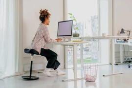 Büro- & Schreibtischstühle Stühle Varier