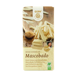 Schokolade Fairtrade Gepa