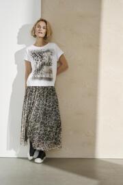 Rundhals-T-Shirts Margittes