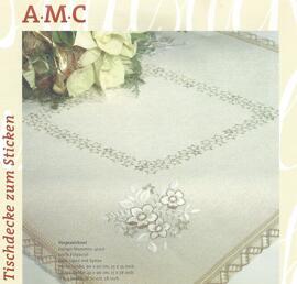 Weihnachten Textilien Sticksets AMC