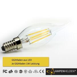 LED-Leuchtmittel arteLuna