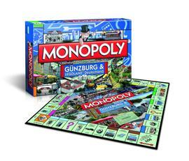Geschenkanlässe Brettspiele Günzburg Monopoly