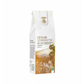 Schwarzer Tee Fairtrade Gepa