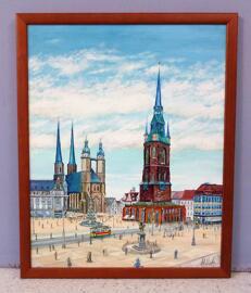 Jubiläum Einweihung Dekoration (Halle) Bilder von Michael Höch